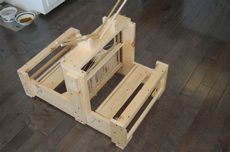 Plans-For-4-Harness-Table-Loom