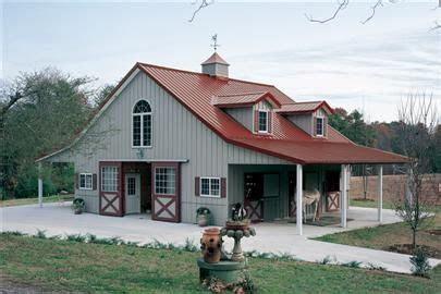 Plans-For-8-Stall-Barn-With-Apartment