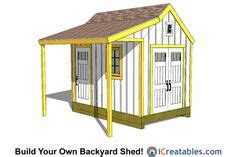 Plans-For-8-X-8-Storage-Shed
