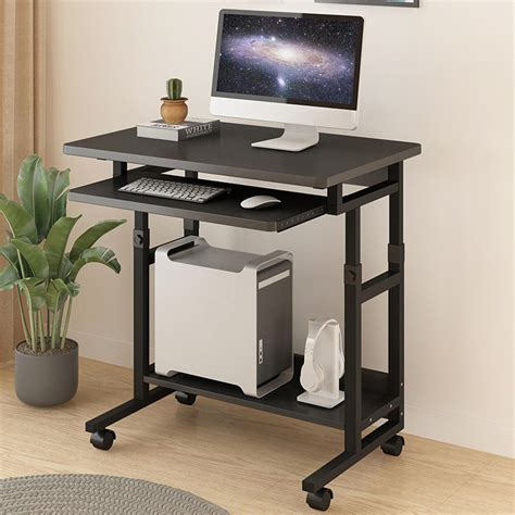 Plans-For-A-Computer-Table-With-Pull-Out-Keyboard