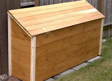 Plans-For-A-Firewood-Box