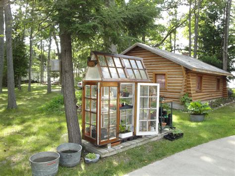 Plans-For-A-Greenhouse-Using-Old-Windows