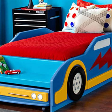 Plans-For-A-Race-Car-Bed