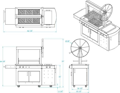 Plans-For-A-Raised-Wood-Fired-Grill