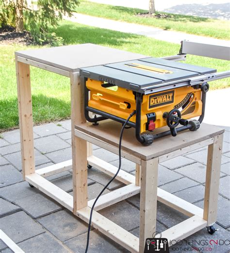Plans-For-A-Table-Saw-Table
