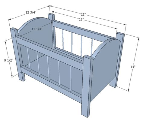 Plans-For-Baby-Doll-Crib