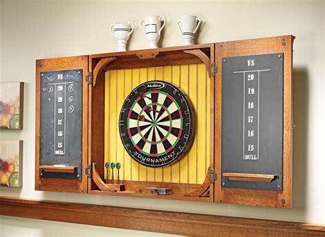 Plans-For-Building-A-Dart-Board-Cabinet
