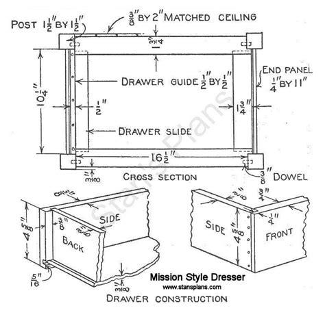 Plans-For-Building-A-Dresser-Mission