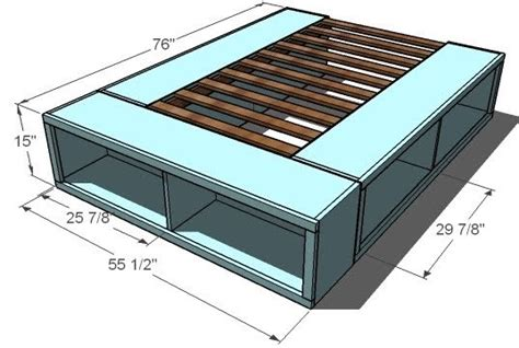 Plans-For-Building-A-Full-Size-Bed