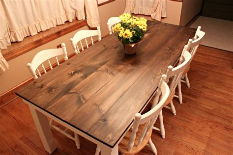 Plans-For-Building-A-Kitchen-Table