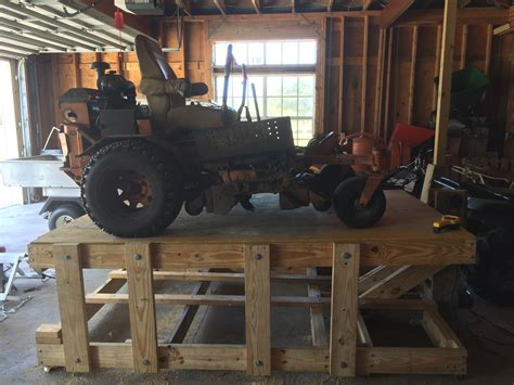 Plans-For-Building-A-Lawn-Mower-Lift-Table