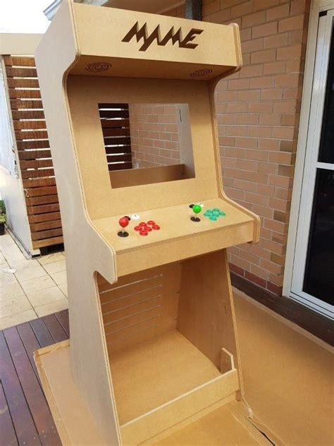 Plans-For-Building-A-Mame-Cabinet