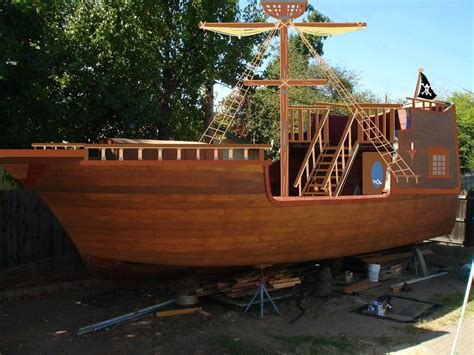 Plans-For-Building-A-Pirate-Ship-Playhouse
