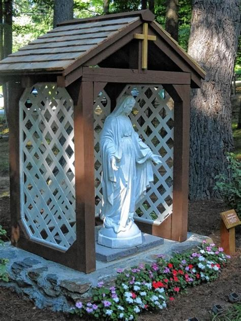 Plans-For-Building-A-Wooden-Grotto-For-Mary
