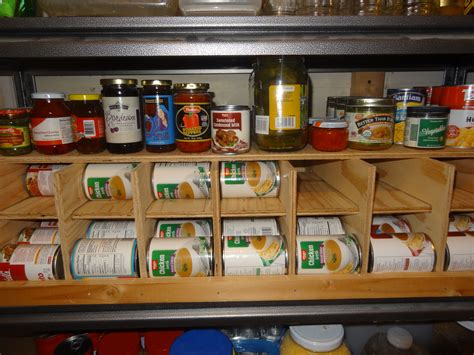 Plans-For-Canned-Food-Storage-Rack