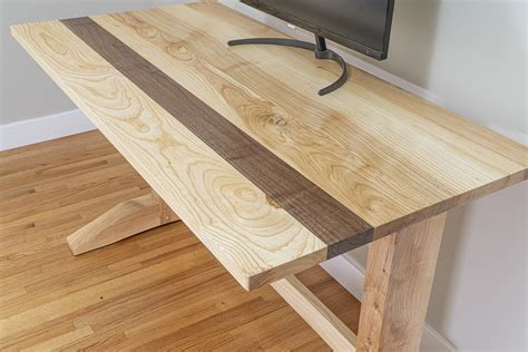 Plans-For-Cantilevered-Desk