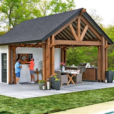 Plans-For-Cooking-Sheds