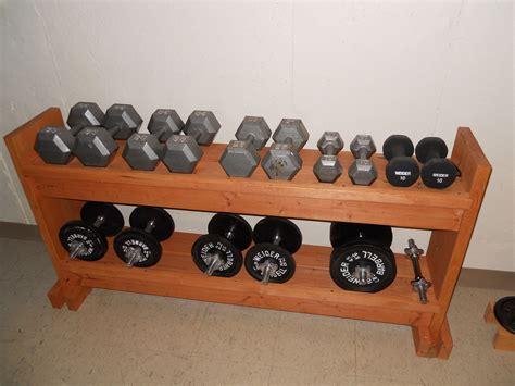 Plans-For-Dumbbell-Rack