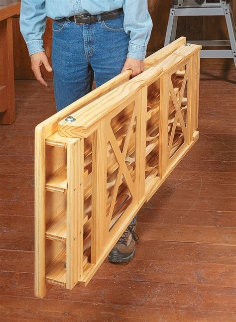 Plans-For-Folding-Work-Table