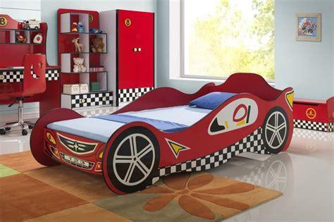 Plans-For-Kids-Race-Car-Bed