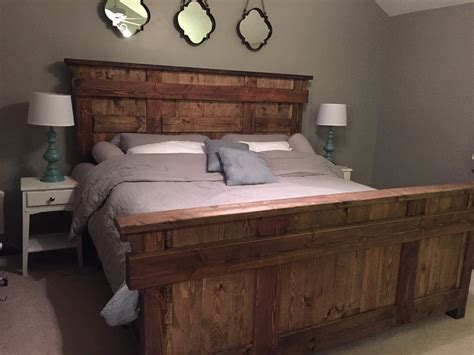 Plans-For-King-Bed