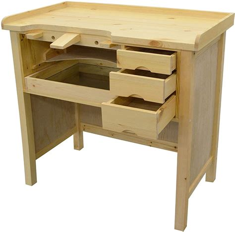 Plans-For-Making-A-Jewelers-Bench
