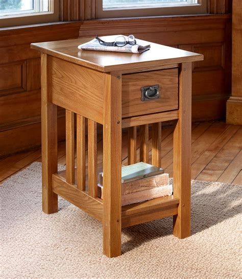 Plans-For-Mission-Style-End-Tables