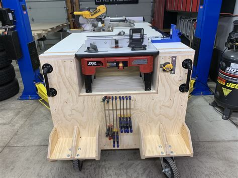 Plans-For-Mobile-Woodworking-Bench