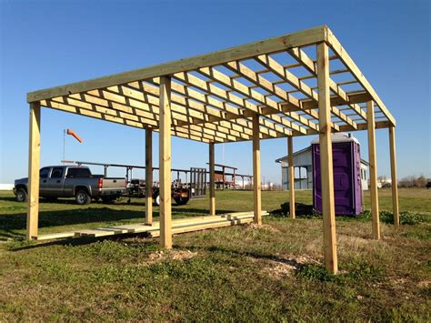 Plans-For-Pole-Barn-Shed