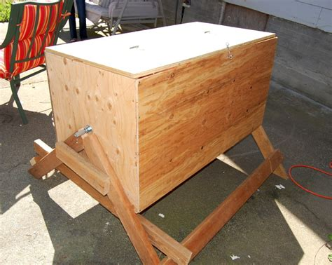 Plans-For-Rotating-Compost-Bin