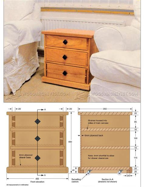 Plans-For-Small-Chest-Of-Drawers