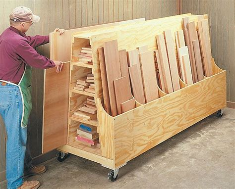 Plans-For-Small-Garage-Scrap-Wood-Holder