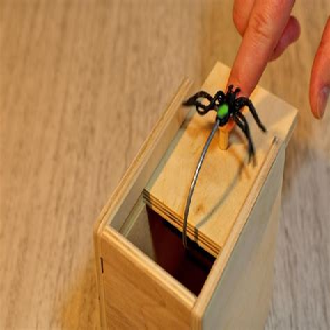 Plans-For-Spider-Prank-Box
