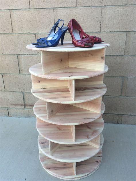 Plans-For-Spinning-Shoe-Rack