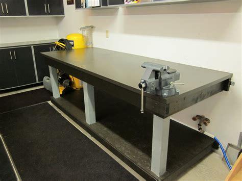 Plans-For-Steel-Workshop-Bench