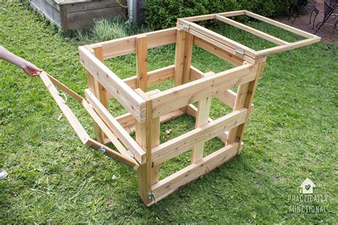 Plans-For-Wood-Compost-Bin