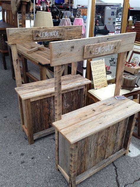 Plans-For-Wood-Lemonade-Stand