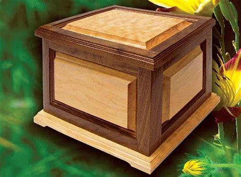 Plans-For-Wooden-Burial-Urns