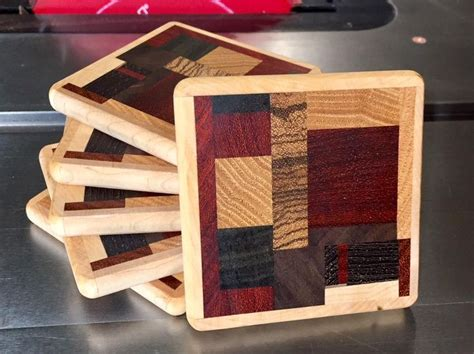 Plans-For-Wooden-Drink-Coasters