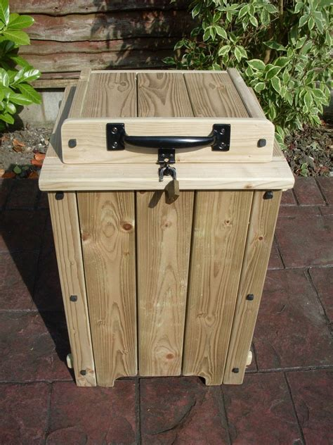 Plans-For-Wooden-Parcel-Drop-Box