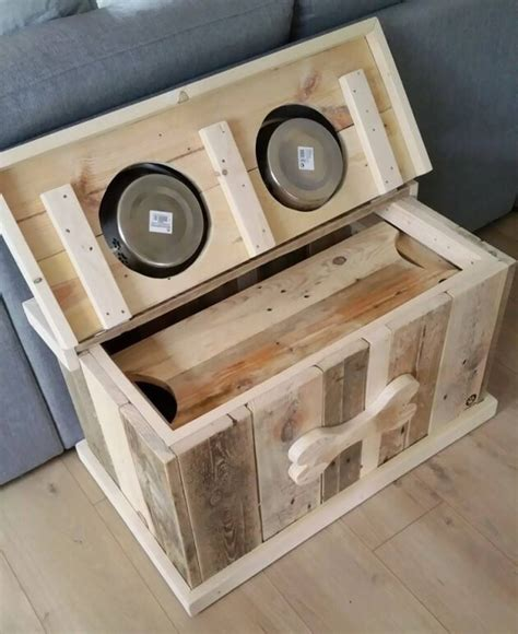 Plans-For-Wooden-Pet-Food-Bowl
