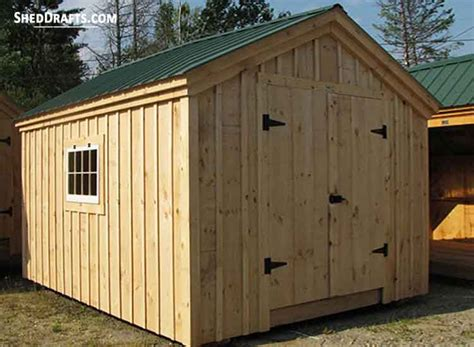 Plans-How-To-Build-A-10x10-Storage-Shed