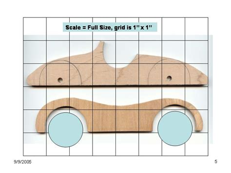 Plans-Prints-To-Make-A-Wooden-Car