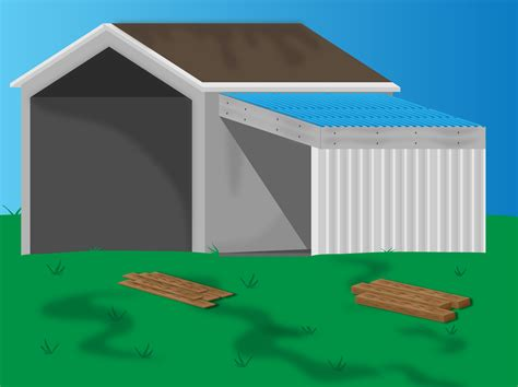 Plans-To-Add-A-Lean-To-Shed-To-Existing-Building