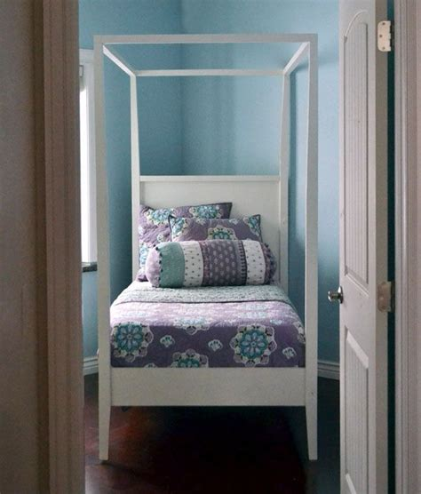 Plans-To-Build-A-4-Poster-Bed
