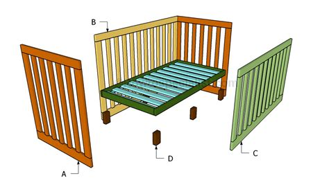 Plans-To-Build-A-Baby-Crib