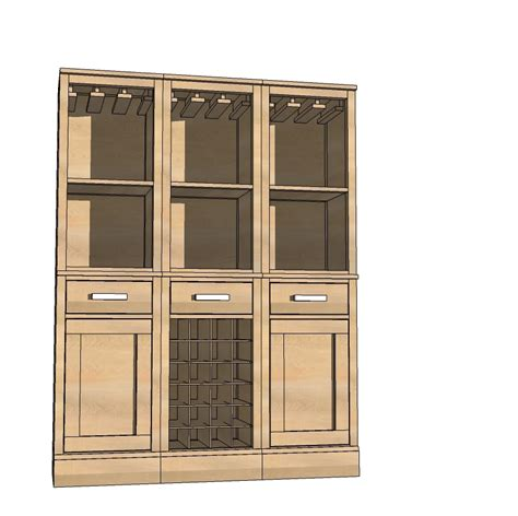 Plans-To-Build-A-Bar-Cabinet