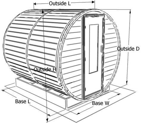 Plans-To-Build-A-Barrel-Sauna