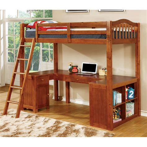 Plans-To-Build-A-Bunk-Bed-With-Desk