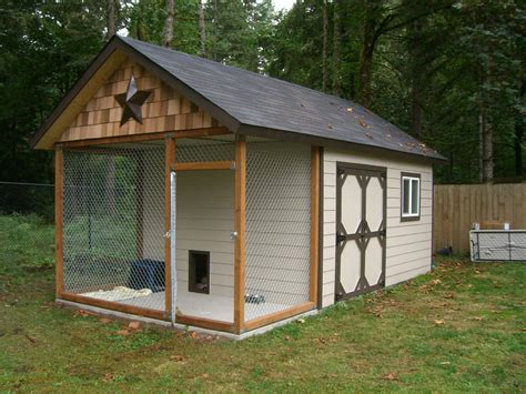 Plans-To-Build-A-Dog-Kennel-And-Run